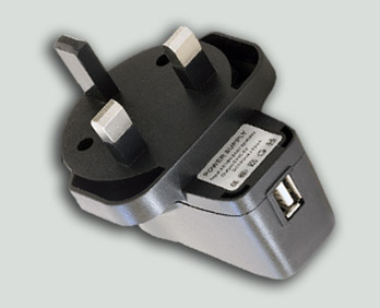 USB UK Wall Plug